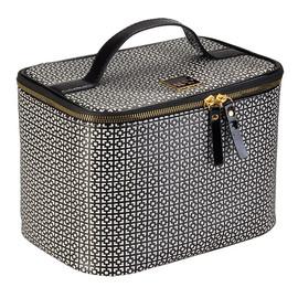 Simple Black & White kuferek kosmetyczny duży