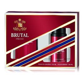 Zestaw kosmetyków (płyn po goleniu 100ml + dezodorant 150ml)