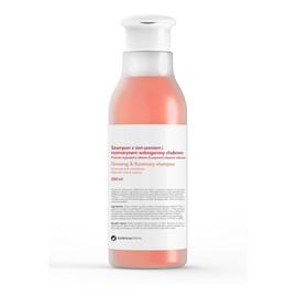 szampon przeciw wypadaniu włosów z żeń-szeniem i rozmarynem
