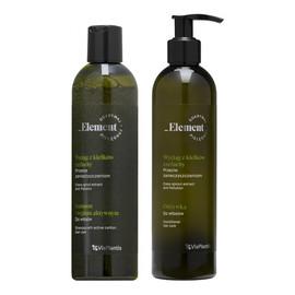 zestaw Wyciąg z kiełków rzeżuchy (odżywka do włosów 300ml + szampon do włosów 300ml)