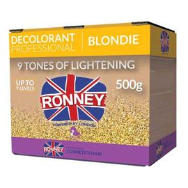 Professional decolorant blondie profesjonalny bezpyłowy rozjaśniacz do włosów