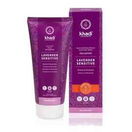 Delikatny szampon do wrażliwej skóry głowy – Lawenda