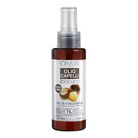 Olej - Spray do Włosów z Olejkiem z Orzechów Makadamia