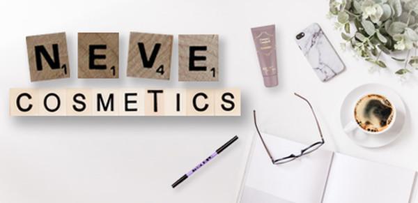 Neve Cosmetics -25% taniej