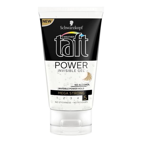 Taft Looks Power Invisible żel do włosów 150ml