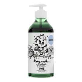 Naturalny płyn do mycia naczyń