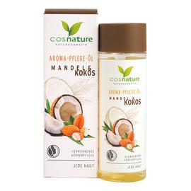 Naturalny Aromatyczny Migdałowo-Kokosowy Olejek Do Pielęgnacji Ciała