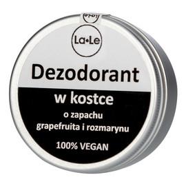 Dezodorant Grapefruit Rozmaryn