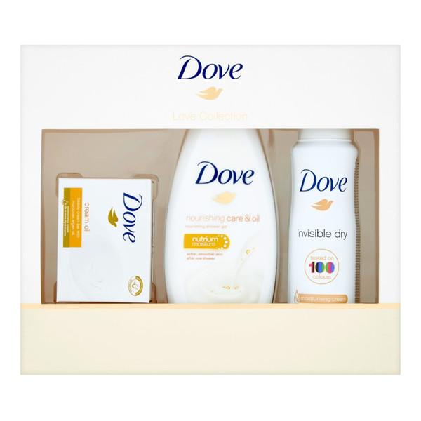 Dove Love Collection Zestaw kosmetyków