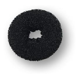 Kokówka do włosów czarna rozmiar S 1 szt.