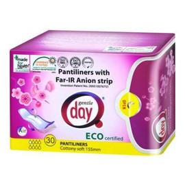 Pantiliners With Far-IR Anion Strip wkładki higieniczne z paskiem anionowym eco 30szt