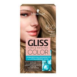 Krem koloryzujący do włosów 8-0 naturalny blond