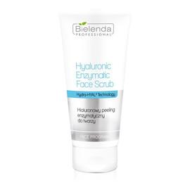 hialuronowy peeling enzymatyczny do twarzy