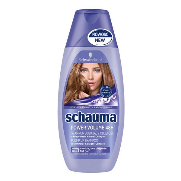 Schauma Power Volume 48H Szampon do włosów 250ml