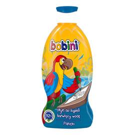 Płyn do kąpieli barwiący wodę