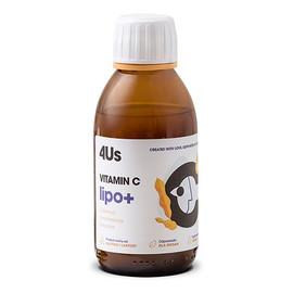 4us vitamin c lipo+ suplement diety na wsparcie odporności i poprawę witalności