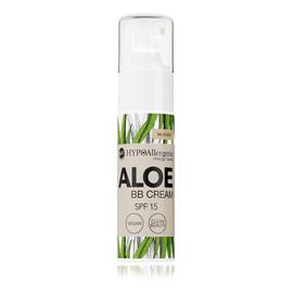 Krem do twarzy BB Aloe SPF 15