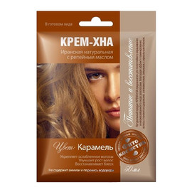 Naturalna Irańska Krem – Henna Karmel