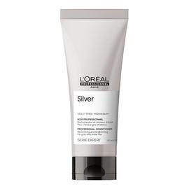 Serie expert silver conditioner odżywka do włosów siwych i rozjaśnianych