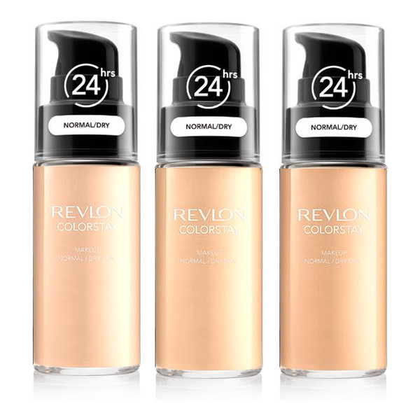 Revlon Pump ColorStay Normal Dry 24 h Podkład Do Cery Normalnej i Suchej Z Pompką Nowość 30ml