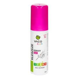 Spray odstraszający kleszcze komary i meszki dla dzieci