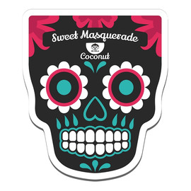 Sweet Masquarade Coconut Sheet Mask nawilżająco-odżywcza maseczka w płachcie