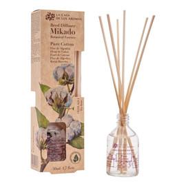 Olejek aromatyczny z patyczkami Bawełna