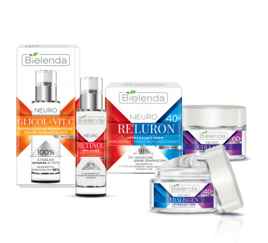 Neuro Glicol Retinol Hialuron Collagen
