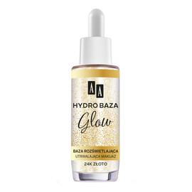 Hydro baza glow baza rozświetlająca utrwalająca makijaż