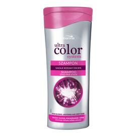 Szampon różowy do włosów blond, rozjaśnionych i siwych