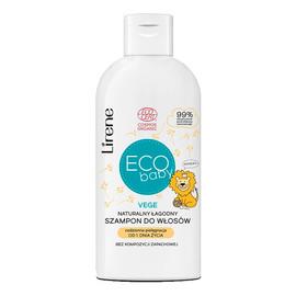 Naturalny łagodny szampon do włosów dla dzieci