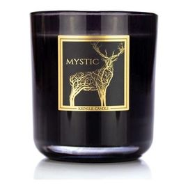 Black line collection świeca z dwoma knotami mystic