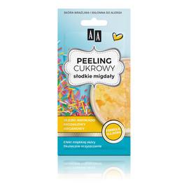Peeling cukrowy olejkowy Słodkie Migdały