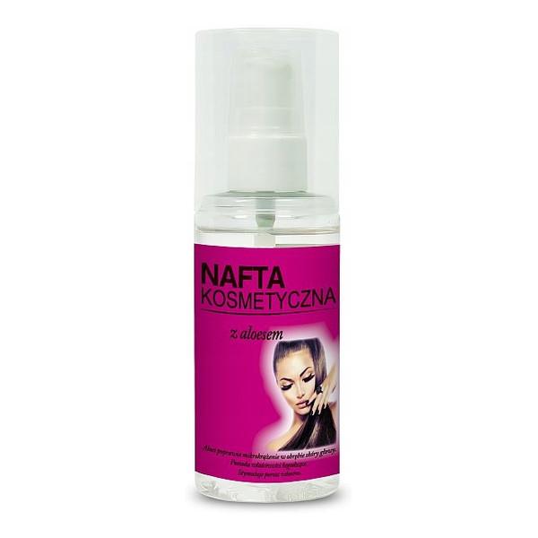 Anna Cosmetics Nafta Kosmetyczna Atomizerem z Aloesem 100g