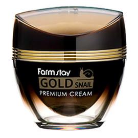 Premium Cream krem do twarzy ze złotem i ekstraktem ze śluzu ślimaka