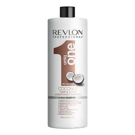 All In One Coconut Conditioning Shampoo odżywczy szampon do włosów z balsamem