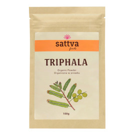 Triphala organiczny proszek