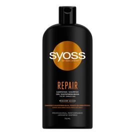 Repair shampoo szampon do włosów suchych i zniszczonych