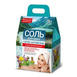 Sól do kąpieli Ałtajska uzdrawiająca