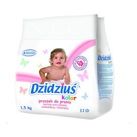 Proszek do prania bielizny i odzieży niemowlęcej Kolor