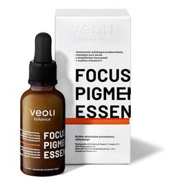 Focus Pigmentation Essence intensywnie redukujące przebarwienia i zwężające pory serum Nniacynamid & Wiitamina C