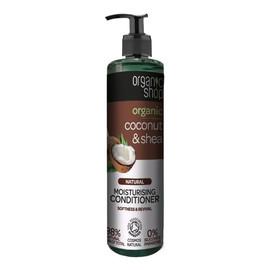 Balsam do włosów Nawilżający Kokos & Shea