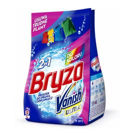 2w1 Proszek do prania i odplamiacz do koloru