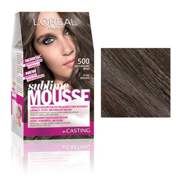 Loreal sublime mousse pianka koloryzujca do wosw sublime loreal sublime mousse pianka koloryzujca do wosw sublime mousse altavistaventures Choice Image