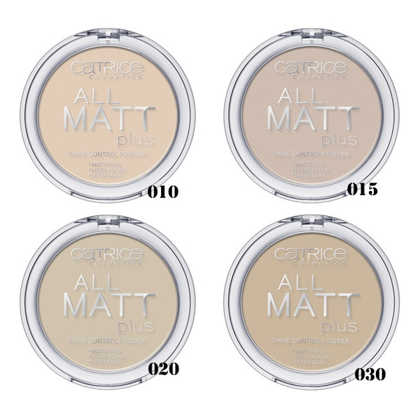 Catrice Shine Control Powder! All Matt Plus Puder Matujący 10g ...