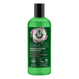 Naturalny szampon do włosów przeciw wypadaniu