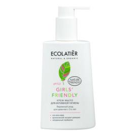 Krem-mydło do higieny intymnej Ph 5,2, dla dzieci z ekstraktem z rumianku