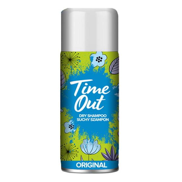 TIME OUT ORIGINAL Suchy szampon do włosów 75ml