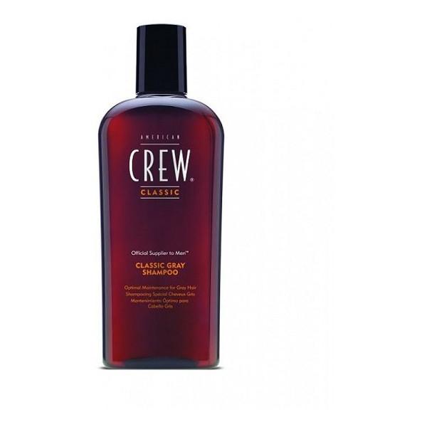 American Crew Classic Gray Shampoo Szampon do włosów siwych 250ml