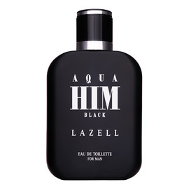 Aqua Him Black For Men woda toaletowa spray